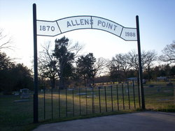 Allens Point Cemetery