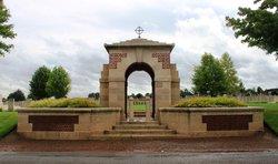 Barlin Communal Cemetery Extension