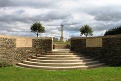 Sainte Emilie Valley Cemetery, Villers-Faucon