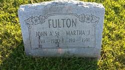 John A Fulton, Sr