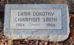 Emma Dorothy <I>Champion</I> Smith