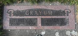 Harley Arthur Grayum