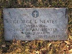 Lieut George L Neater
