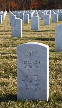 Harold Lughton Curtin