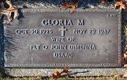 Gloria M DiMenna
