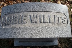 Abbie <I>Willits</I> Jackson