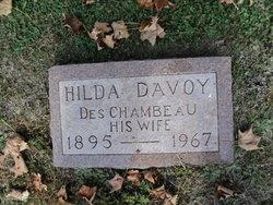 Hilda <I>Andre</I> Deschambeau
