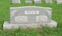 Edna B <I>Gardner</I> Beck
