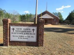 New Hope Missionary Baptist Church Cemetery