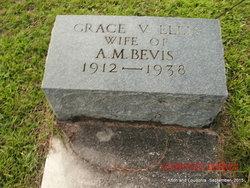 Grace Vivian <I>Ellis</I> Bevis