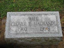 Clover R <I>Arey</I> Machande