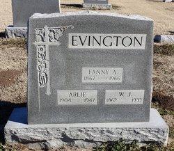William Joseph Evington
