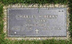 Charles H Berry