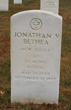 Jonathan V Bethea