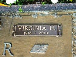 Josephine Virginia <I>Hearne</I> Barr