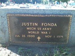 Justin John Fonda