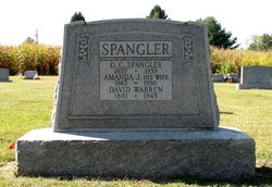 David Warren Spangler