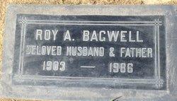 Roy A Bagwell