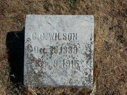 Christopher Columbus Wilson