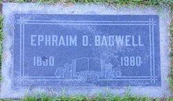 Ephraim Otto Bagwell