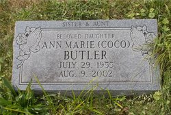Ann Marie <I>Coco</I> Butler