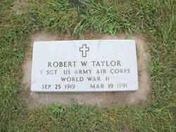 Robert Wilson Taylor