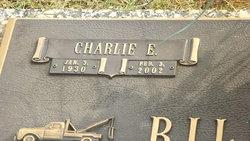 Charlie Edward Billingsley