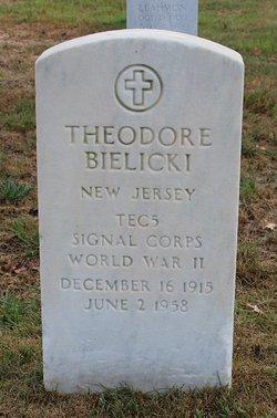 Theodore Bielicki