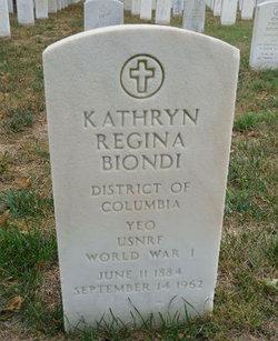 Kathryn Regina Biondi