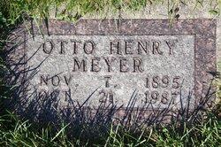 Otto Henry Frederich Meyer
