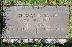 Thomas Defazio