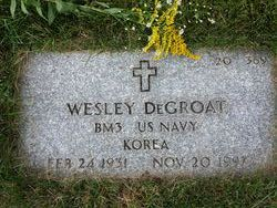 Wesley Degroat