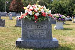 Mandy Jane <I>Cook</I> Sullivan