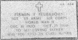 Firmin Francis Feuerborn