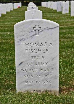 Thomas A Fischer