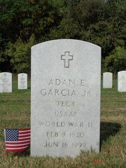 Adan E Garcia, Jr