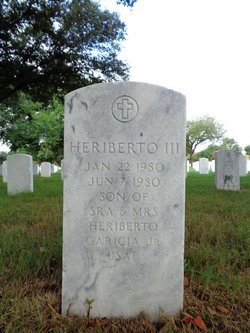 Heriberto Garcia, III