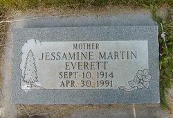 Jessamine <I>Martin</I> Everett