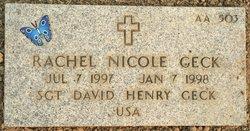 Rachel Nicole Geck
