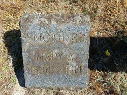 Mary A <I>Smith</I> McWilliams