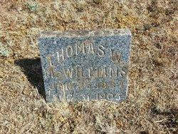 Thomas Wilson McWilliams