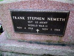 Frank Stephen Nemeth