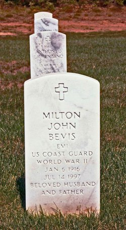 Milton John Bevis