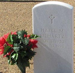 Hazel M Bilhartz