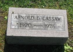 Arnold D Cassaw