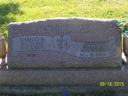 Betty Joan Aldridge