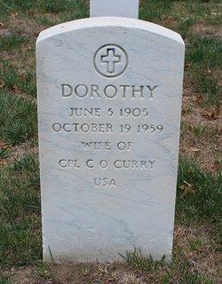Dorothy Curry