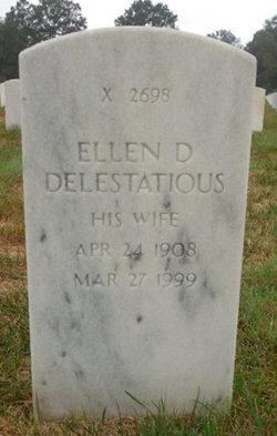 Ellen D Delestatious