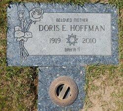 Doris E Hoffman