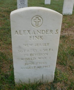 Alexander S Fink